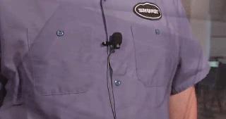 Microfonos Inalambricos Shure CORBATEROS